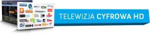 Telewizja cyfrowa HD